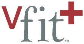v-FIT PLUS logo