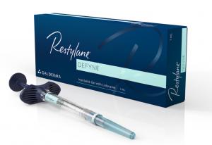 Restylane ® , Restylane ® Silk, Restylane ® Refyne and Defyne, and Restylane ® Lyft