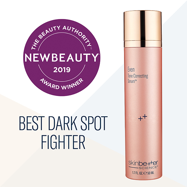 Even Tone Correcting Serum 2019 New Beauty Award Best Dark Spot Fighter