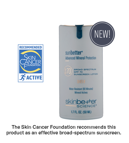 SkinBetter Science Snbetter SHEER SPF 70 Lotion 50ml