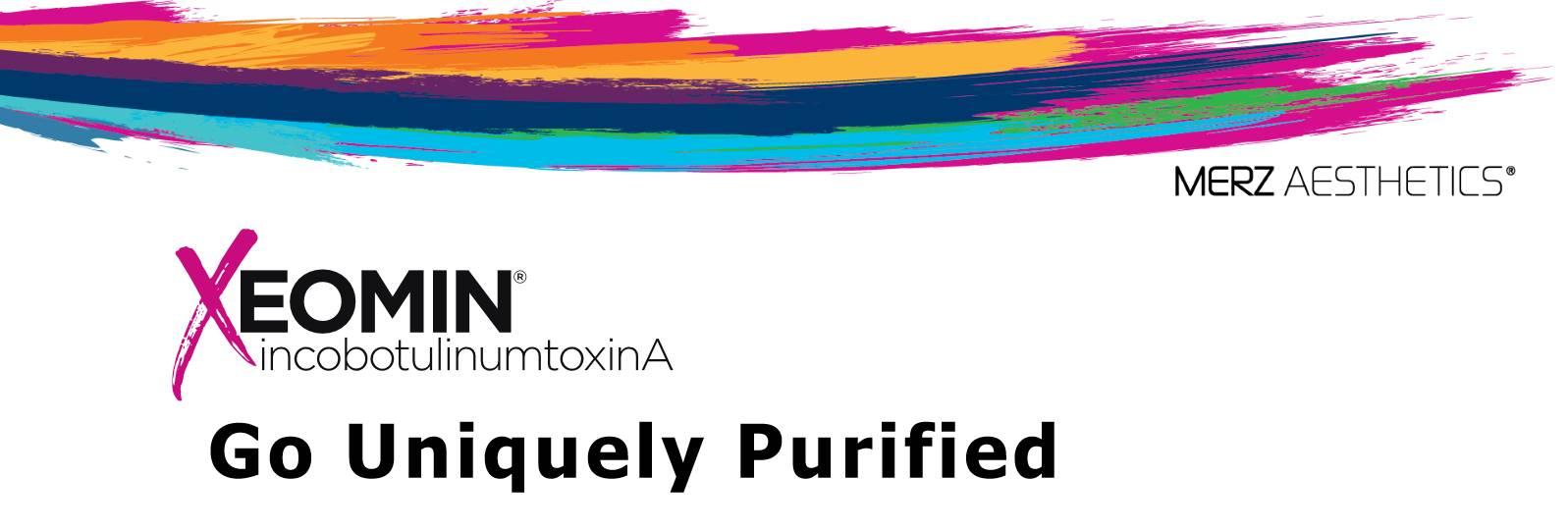 Xeomin (incobotulinumtoxinA) Go Uniquely Purified