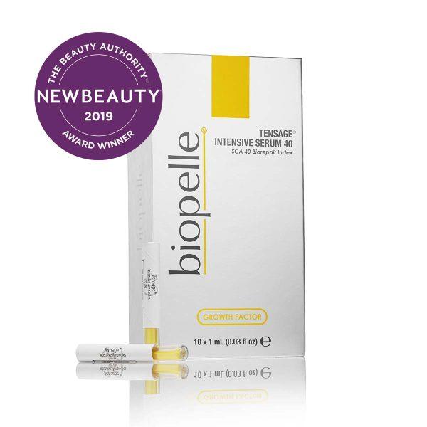 Biopelle Tensage Intense Serum 40 New Beauty Package update